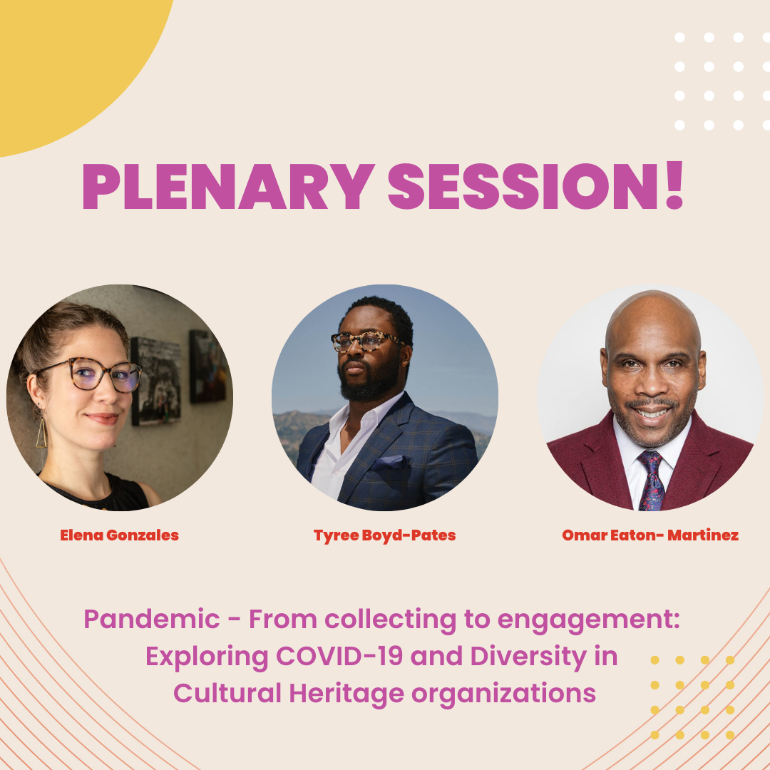 exploring covid 19 and diversity in cultural heritage organizations