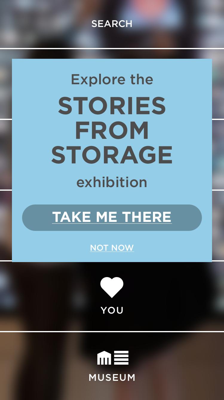 screen in ArtLens app